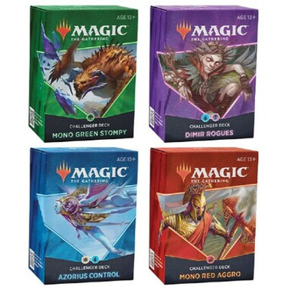 Magic: The Gathering - 2021 Challenger Deck (Set of 4) (On Sale)