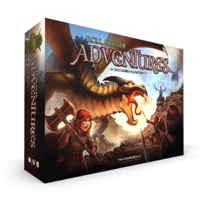 Roll Player Adventures (PREORDER)