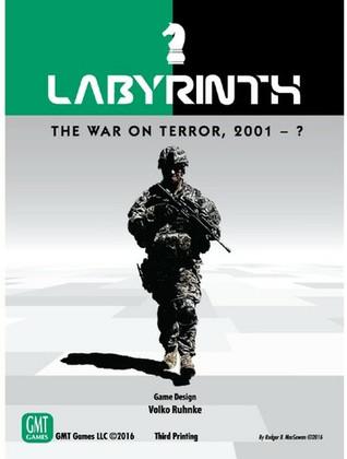 Labyrinth: The War on Terror, 2001 – ? 4th Printing