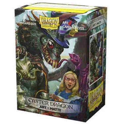 Dragon Shield: 'Easter Dragon' - Art, Matte Card Sleeves (100ct)