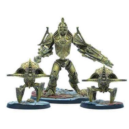 The Elder Scrolls: Call to Arms - Dwemer Centurion & Ballista
