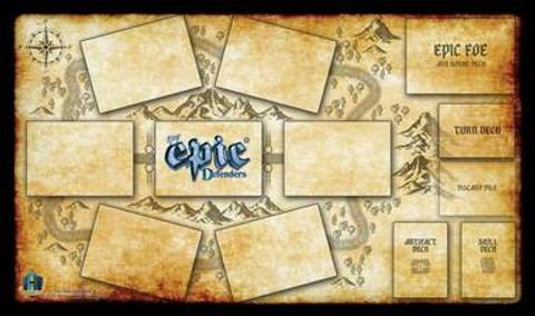 Tiny Epic Defenders: Game Mat