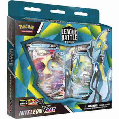Pokemon: Inteleon Vmax - League Battle Deck (On Sale)