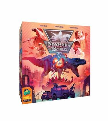 Dinosaur World: Kickstarter Edition (PREORDER)