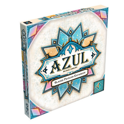 Azul: Summer Pavilion - Glazed Pavilion Expansion (On Sale)