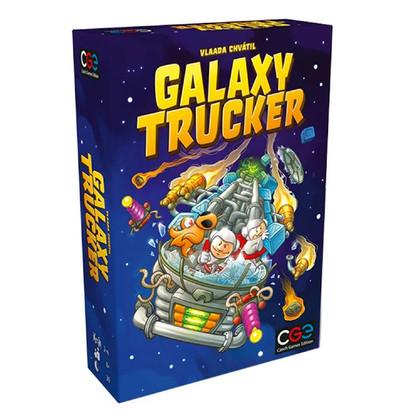 Galaxy Trucker (2nd Edition)