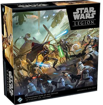 Star Wars: Legion - Clone Wars Core Set (Ding & Dent)