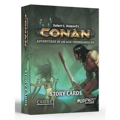 Conan RPG: Story Cards (PREORDER)
