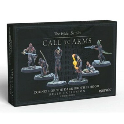The Elder Scrolls: Call to Arms - Council of the Dark Brotherhood (PREORDER)