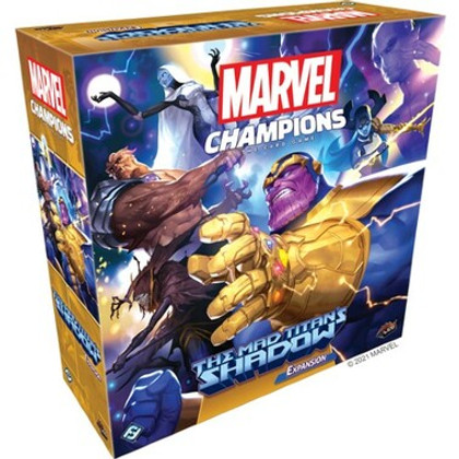 Marvel Champions LCG: The Mad Titan's Shadow Expansion (PREORDER)