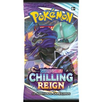 Pokemon: Sword & Shield - Chilling Reign Booster Pack