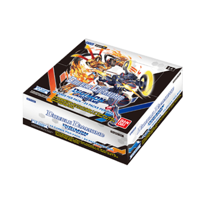Digimon TCG: Double Diamond Booster Box BT06 (Bulk Discounts) (PREORDER)