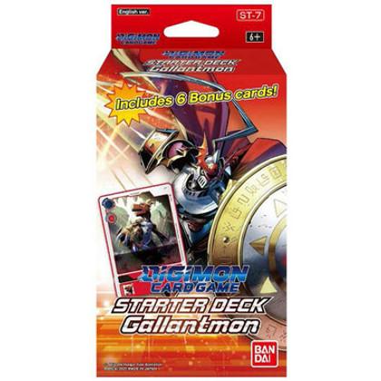 Digimon TCG: Gallantmon Starter Deck (PREORDER)