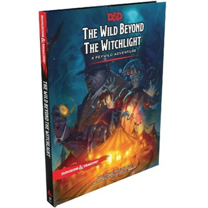 Dungeons & Dragons 5E RPG: The Wild Beyond the Witchlight
