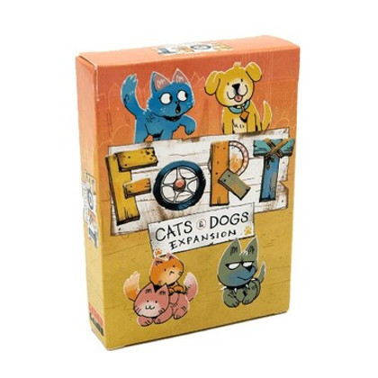 Fort: Cats & Dogs Expansion