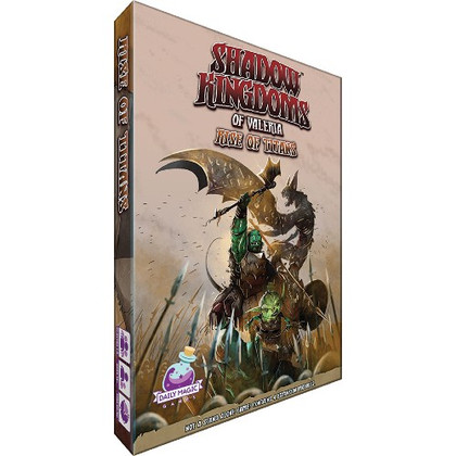 Shadow Kingdoms of Valeria: Rise of Titans Expansion