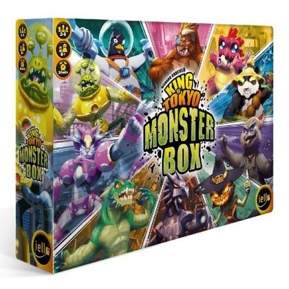 King of Tokyo: Monster Box (PREORDER)