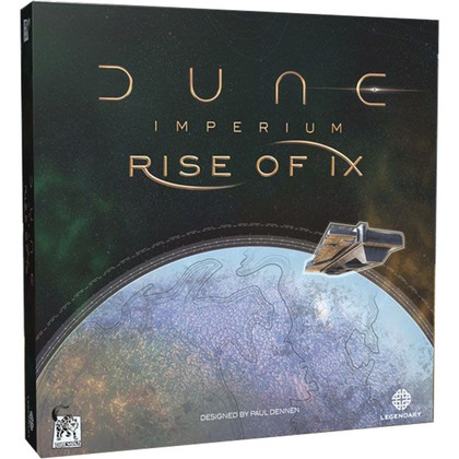 Dune: Imperium - Rise of IX Expansion (PREORDER)