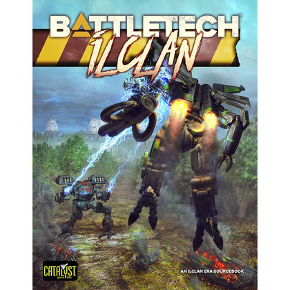 BattleTech: ilClan Sourcebook