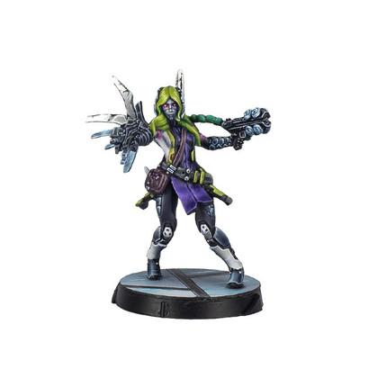 Infinity: O-12/Aleph - Parvati, Circle League Star (Submachine Gun) (PREORDER)