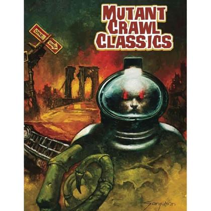 Mutant Crawl Classics RPG: Core Rulebook (Mutant Astronaut Edition) (PREORDER)