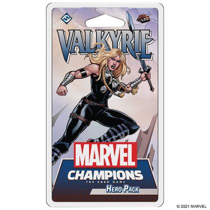 Marvel Champions LCG: Valkyrie Hero Pack (PREORDER)