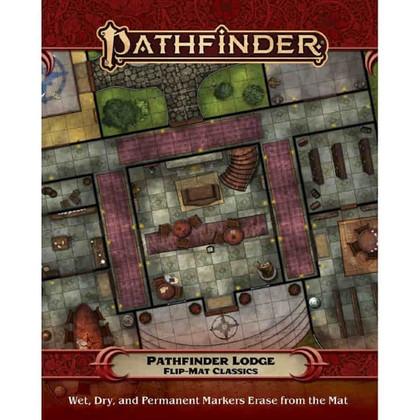 Pathfinder RPG: Flip-Mat Classics - Pathfinder Lodge (PREORDER)