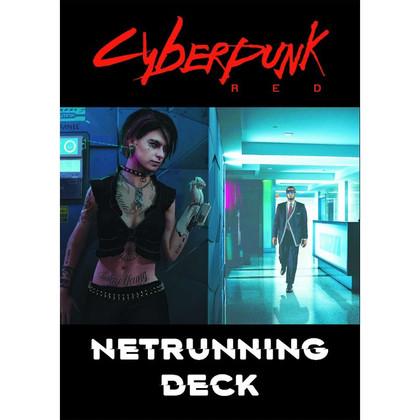 Cyberpunk Red RPG: Netrunning Deck (PREORDER)