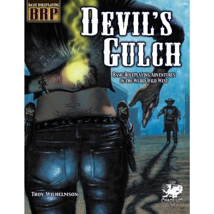 Devil's Gulch RPG (BRP)