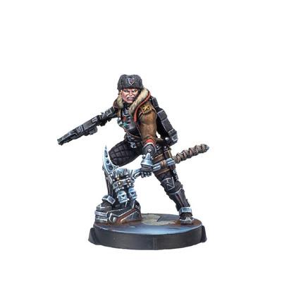 Infinity: NA2 - Varangian Guard (Submachine Gun) (PREORDER)