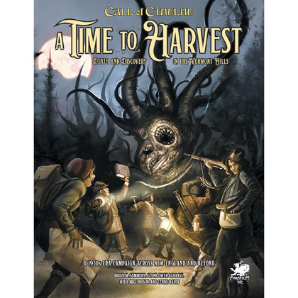 Call of Cthulhu 7th Edition RPG: A Time to Harvest (PREORDER)