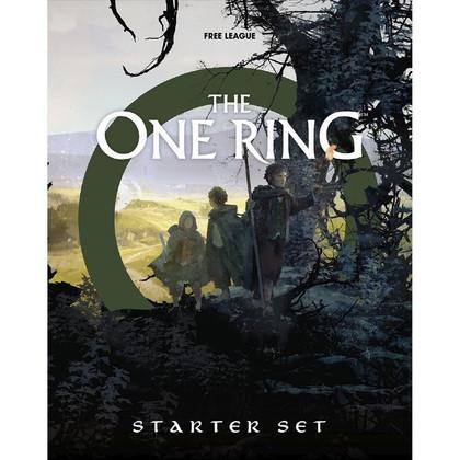 The One Ring RPG: Starter Set (PREORDER)