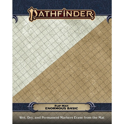 Pathfinder RPG 2nd Edition: Flip-Mat - Enormous Basic (PREORDER)