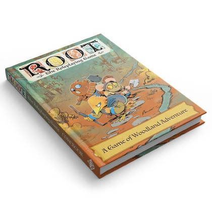 Root RPG: Core Book (PREORDER)