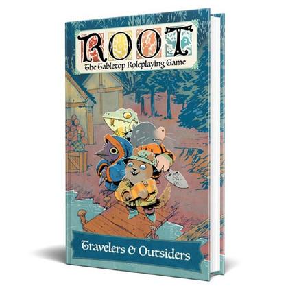 Root RPG: Travelers & Outsiders (PREORDER)