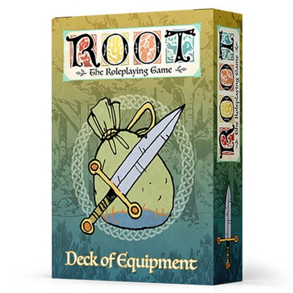Root RPG: Deck of Equipment (PREORDER)