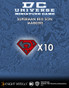 DC Universe Miniature Game: Superman Red Son Markers (On Sale)