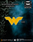 DC Universe Miniature Game: Wonder Woman Markers (Clearance)