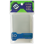 Standard American Board Game Size Sleeves - Clear (50)