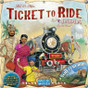 Ticket to Ride: India & Switzerland Map Collection 2