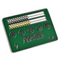 Magic the Gathering: Green Abacus Life Counter (Card Size)