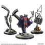 Marvel: Crisis Protocol - Magneto & Toad Character Pack