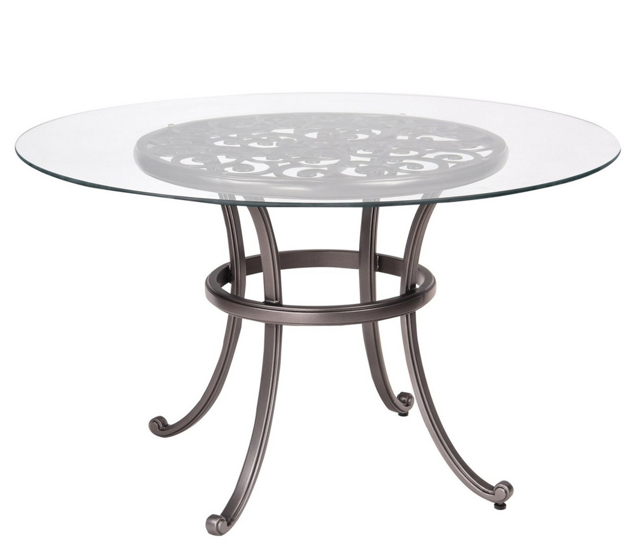 Woodard New Orleans 48 Round Dining Table