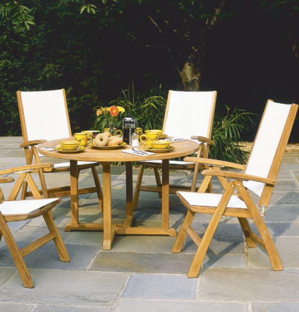 Outstanding St Tropez Dining Collection Kingsley Bate Outdoor Patio Pdpeps Interior Chair Design Pdpepsorg