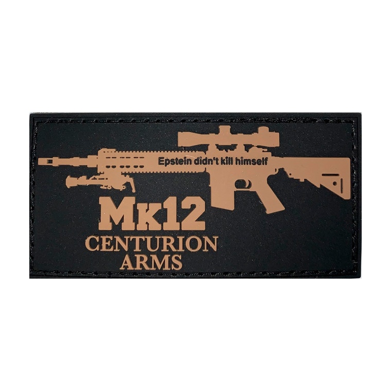 Centurion Arms MK12 Patch