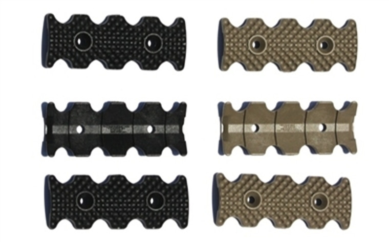 Keymod Handguard Rail Cover, 3 - Pack