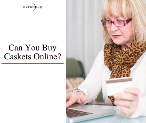 Can You Buy Caskets Online?