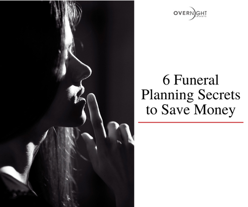 6 Funeral Planning Secrets to Save Money