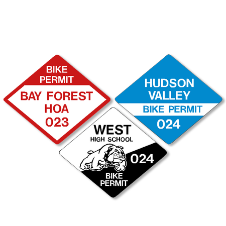 Diamond Bike Permit - Bicycle - Motorcycle Permits