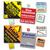 Mini Square Roll Labels - TWO Color (Per 1,000)